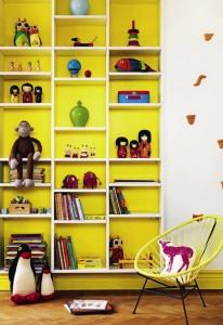 kid's shelves